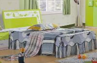 Giường ngủ bé trai màu xanh nõn chuối...