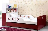 Giường ngủ cho bé trai hình con thuyền