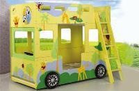 Giường ô tô bus 2 tầng BABY N01